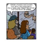UPDATE: My Roommate, The Internet Strip #14 by magusVroth