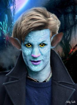 Matt Smith Avatar by captjackspeanut