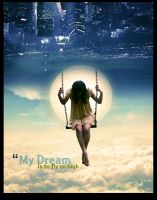 My  dream  is  To Fly so  high by Khadeeja-102