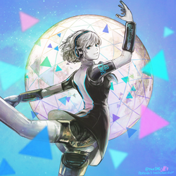 Persona 3 Dancing Moon Night by Dice9633