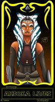 Star Wars - Ahsoka Lives by RCBrock