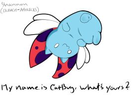 Bravest Warriors - CatBug by bleach-aholicX3