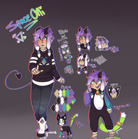 Space Oni! [Auction - closed!!] by goatlet