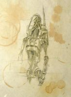 Battle Droid by ripley23