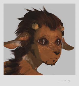 Faun. by Minor-Capricorn