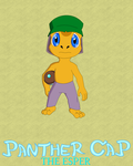 Panther Cap by Blur-Falco