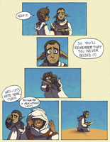 Tooth of the Worm - P16 by KelpGull