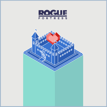 MS Paint remade: Rogue - Fortress' cover art by BlueTide1410