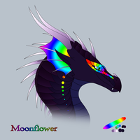 Moonflower by xTheDragonRebornx