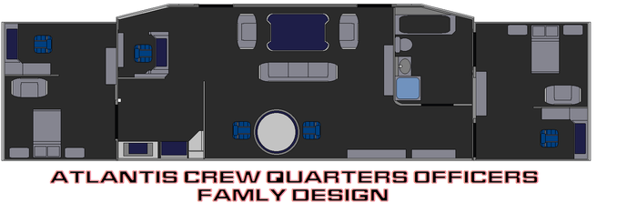 atlantis crew quarters officers Famly design by bagera3005