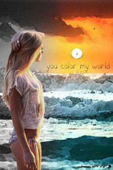 Color my World by RachaelLoraine