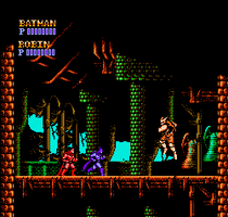 Batman NES Co op Mode by ZiggytheNinja