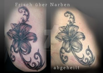 COVER UP TATTOO by murphystttoo