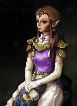 Royal Portrait by ninanai