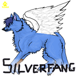 Silverfang badge trade by Reunar