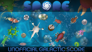 Spore UGS Title Card: Cellular by GBAura