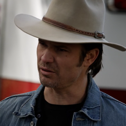 Justified Raylan Givens by RobbieLocksley