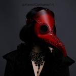 Plague Doctor by KwestCostumeArt