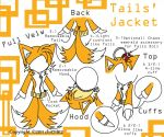 Tails' Jacket by chi171812