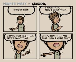 Private Party #119 by edenbj