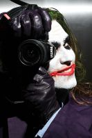 Killing Joke - Batman Comic ref for Joker Cosplay by Carancerth