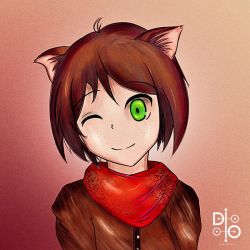 Neko-neko-collor-by-vekariel by vekariel
