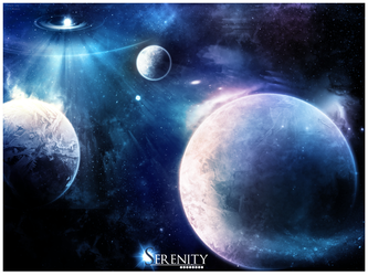 Serenity by Khamal25 by Alliance-Graphique