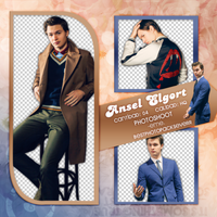 Png Pack 233 - Ansel Elgort by southsidepngs