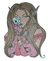 Lady Luck by TexacoPokerKitty
