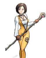 Best white mage by camac