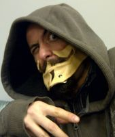Silly Fawkes by Epic-Leather