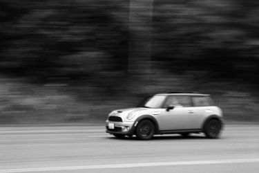 Mini Speed BW by marq4porsche