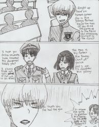 BTS parent career day by chapparalgirl
