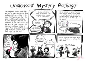 Beeswhacks 32-Unpleasant Mystery Package by InYuJi