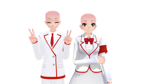 [MMD] Council Bases [DL Note!] by MAEB136
