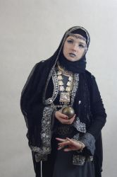 STOCK - Oriental / Gothic Empress by Apsara-Stock
