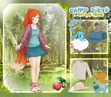 {MI} Event Camp - Sasha by Khastirys
