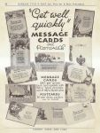 Vintage Advertising - Tuck's Postcards by Yesterdays-Paper