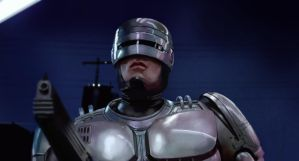 RoboCop Photostudy by pinkhavok
