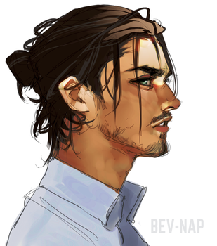 Hobo Eren by Bev-Nap