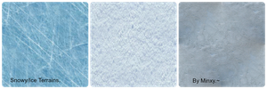 Winter themed terrain textures. [Updated] by Magic-Minx