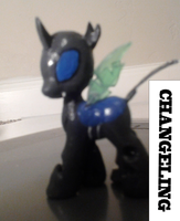 Custom Changeling Blind Bag by LimeyLassen