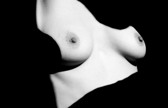 Floating Torso by huitphotography