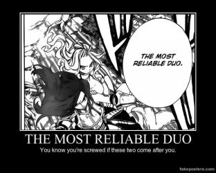 The Most Reliable Duo by BrigadierBenchpress