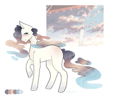 CLOUD PONY || AUCTION || OPEN by PAOII