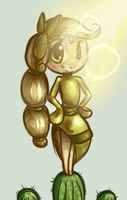 Meloetta Sand-Streamer Form by RequestFag