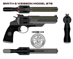 Smith  Wesson Model 276 by bagera3005