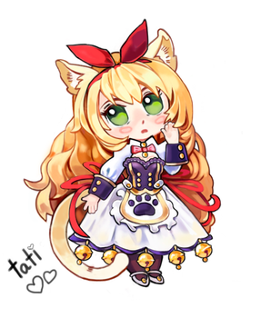 Kitty Adopt Auction [OPEN] by Tati--Chan