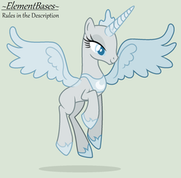 MLP Base 167 by ElementBases
