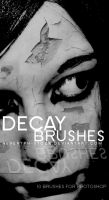 Decay Brushes by Neveryph-stock